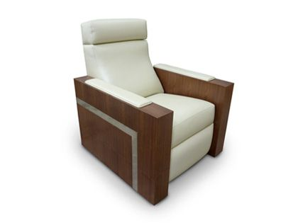 fortress alexa luxury home theater recliner seat