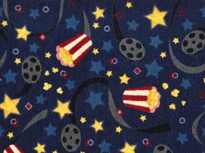 Movie Themed Area Rugs