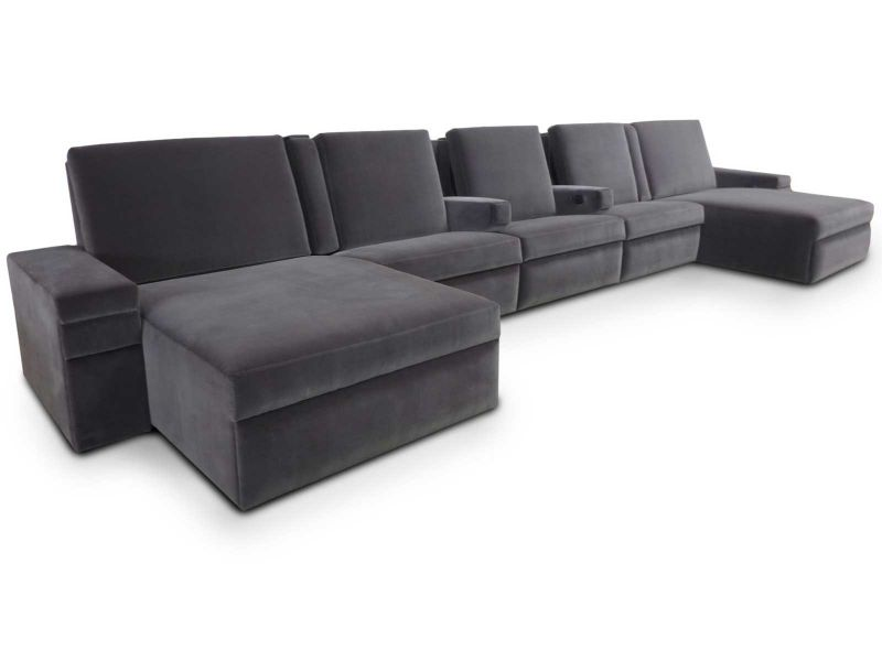 Fortress Belaire Home Theater Chaise