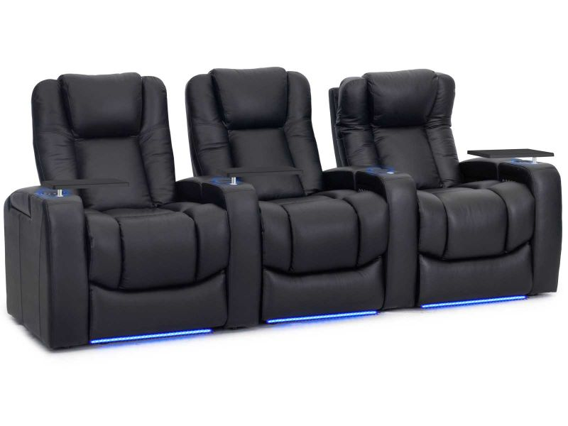 3 Seat Home Theater Recliner