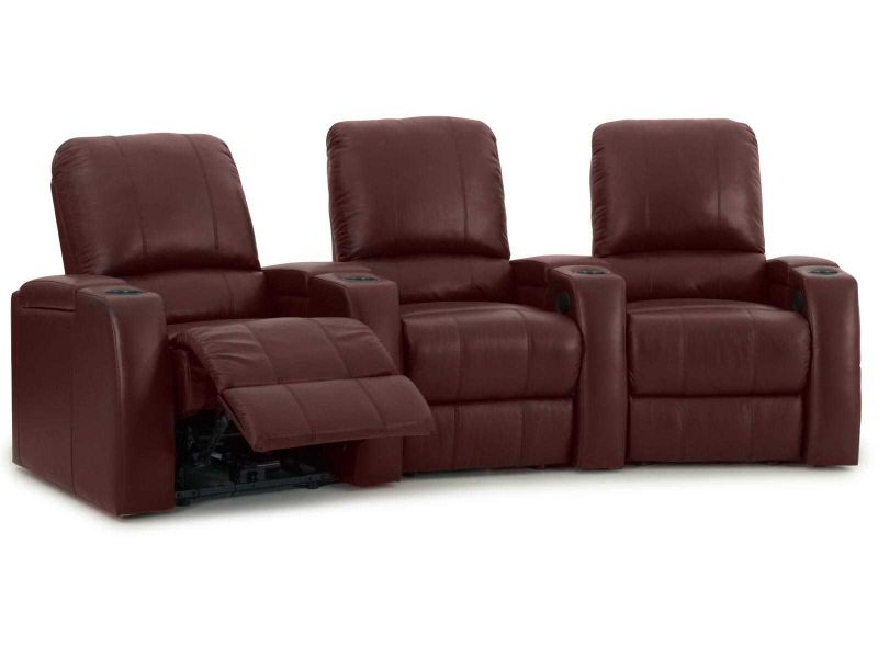 Magnolia Home Theater Seating Custom Order with Fabric or Leather in ...